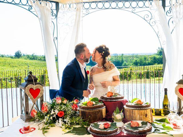 Il matrimonio di Ivan e Serena a Rivanazzano, Pavia 58