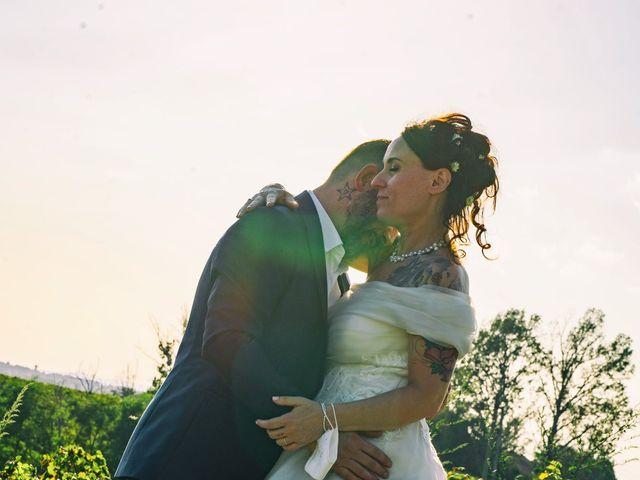 Il matrimonio di Ivan e Serena a Rivanazzano, Pavia 60