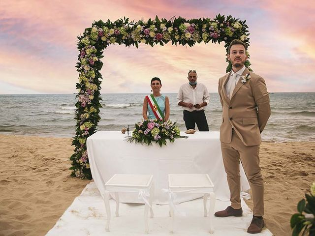 Il matrimonio di Alex e Federica a Gaeta, Latina 38