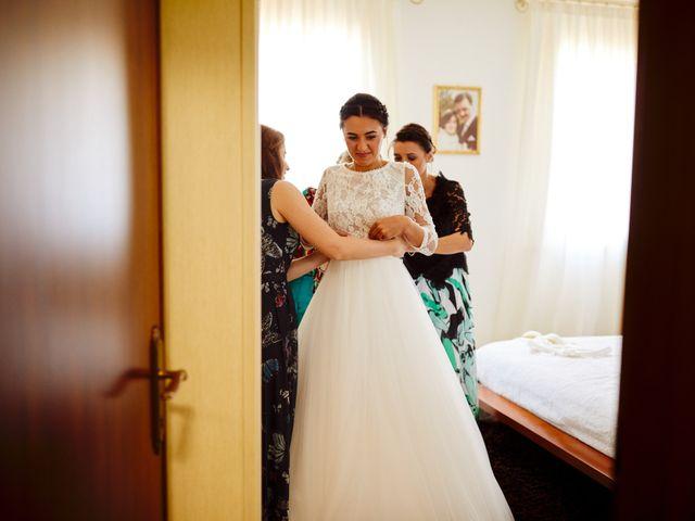 Il matrimonio di Giulia e Jonathan a Oderzo, Treviso 10