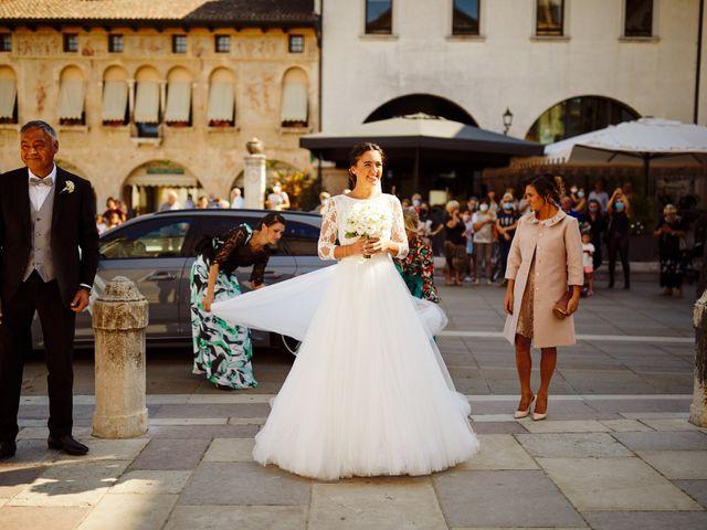 Il matrimonio di Giulia e Jonathan a Oderzo, Treviso 24