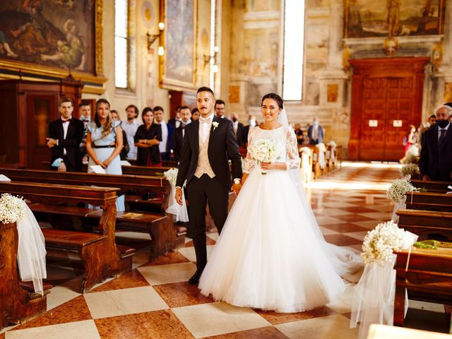 Il matrimonio di Giulia e Jonathan a Oderzo, Treviso 25