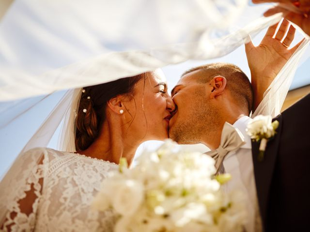 Il matrimonio di Giulia e Jonathan a Oderzo, Treviso 33