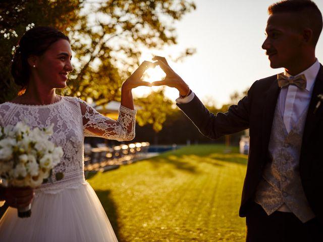 Il matrimonio di Giulia e Jonathan a Oderzo, Treviso 2