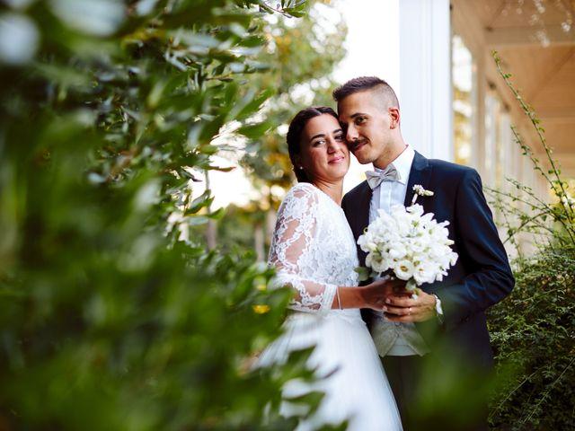 Le nozze di Jonathan e Giulia