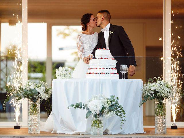 Il matrimonio di Giulia e Jonathan a Oderzo, Treviso 44