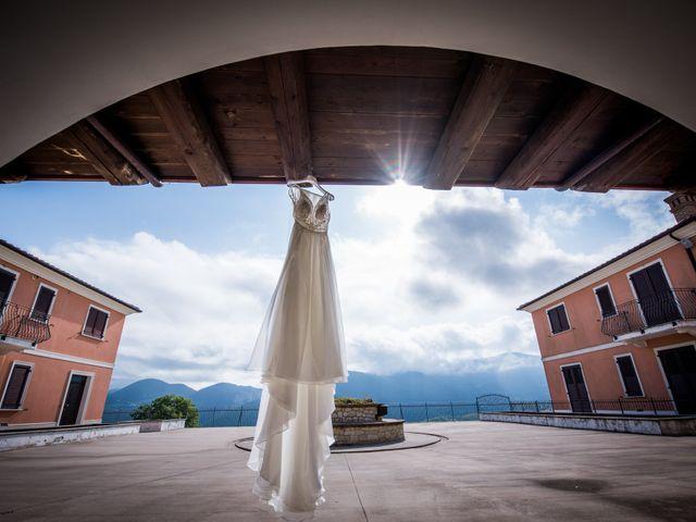 Il matrimonio di Fabrizio e Monica a Fabriano, Ancona 6