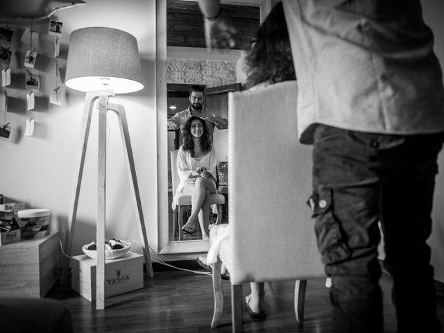 Il matrimonio di Fabrizio e Monica a Fabriano, Ancona 7