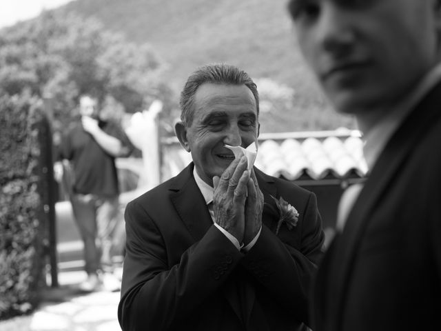 Il matrimonio di Fabrizio e Monica a Fabriano, Ancona 37