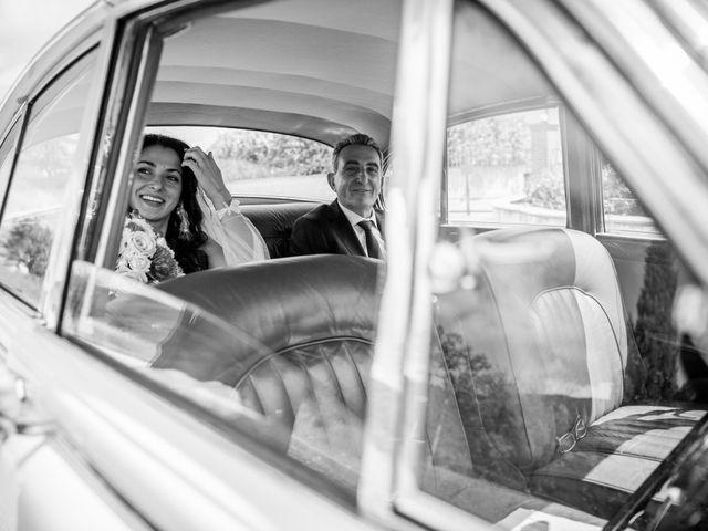 Il matrimonio di Fabrizio e Monica a Fabriano, Ancona 44