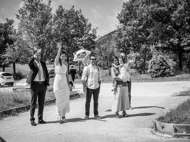 Il matrimonio di Fabrizio e Monica a Fabriano, Ancona 45