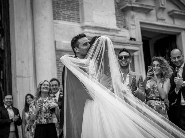 Il matrimonio di Fabrizio e Monica a Fabriano, Ancona 48