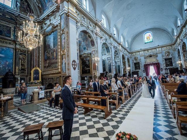 Il matrimonio di Fabrizio e Monica a Fabriano, Ancona 52