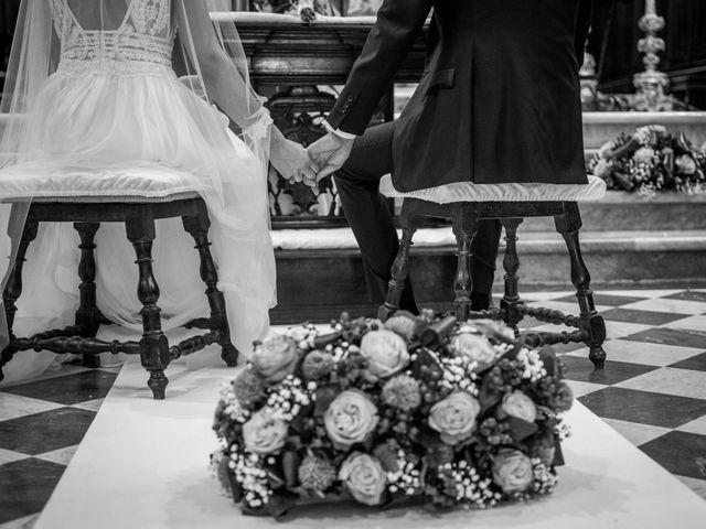 Il matrimonio di Fabrizio e Monica a Fabriano, Ancona 53