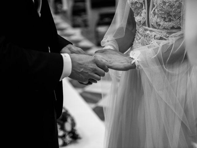 Il matrimonio di Fabrizio e Monica a Fabriano, Ancona 57