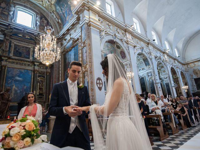 Il matrimonio di Fabrizio e Monica a Fabriano, Ancona 58