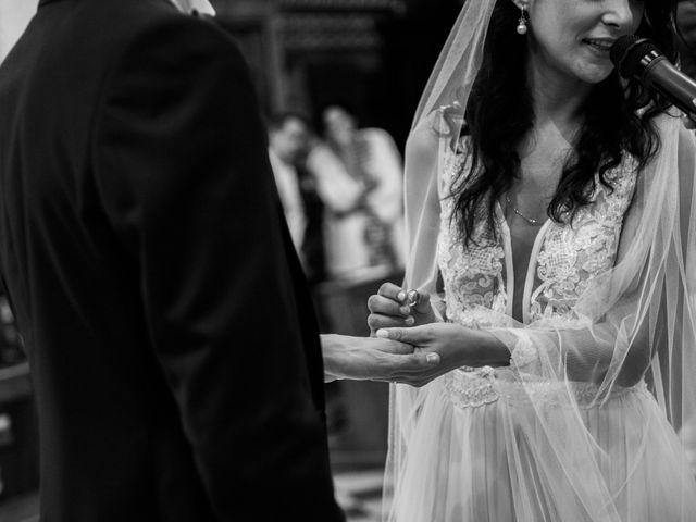 Il matrimonio di Fabrizio e Monica a Fabriano, Ancona 59