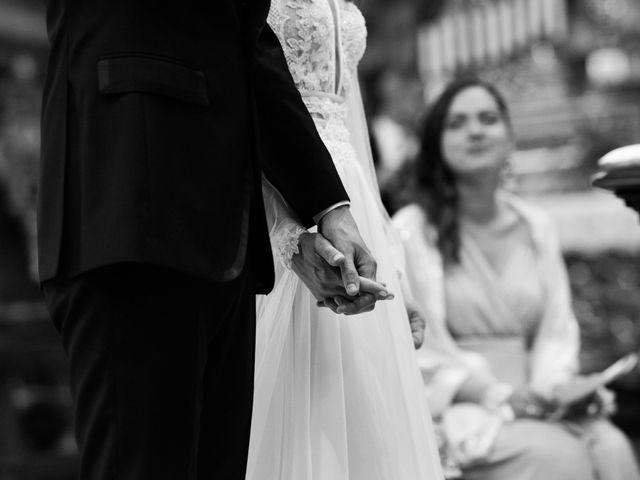 Il matrimonio di Fabrizio e Monica a Fabriano, Ancona 61