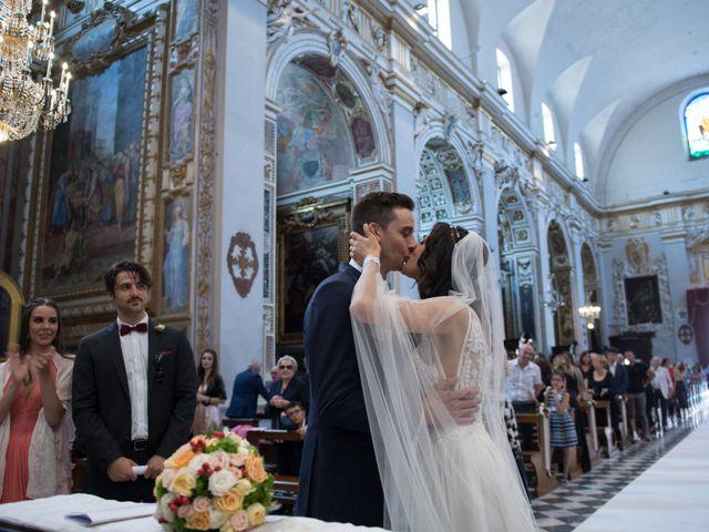 Il matrimonio di Fabrizio e Monica a Fabriano, Ancona 63