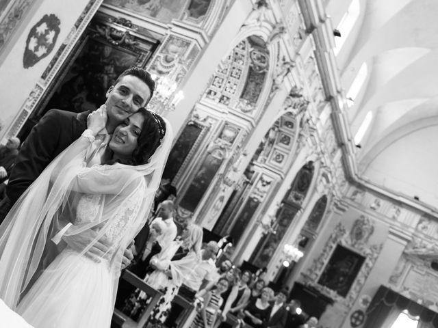 Il matrimonio di Fabrizio e Monica a Fabriano, Ancona 64