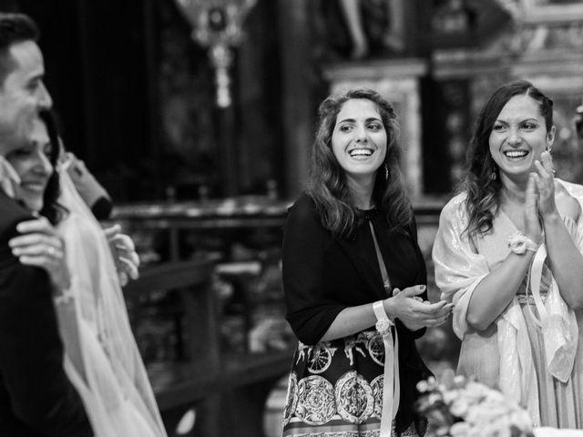 Il matrimonio di Fabrizio e Monica a Fabriano, Ancona 65