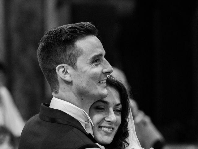 Il matrimonio di Fabrizio e Monica a Fabriano, Ancona 66