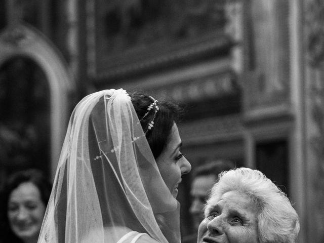 Il matrimonio di Fabrizio e Monica a Fabriano, Ancona 67