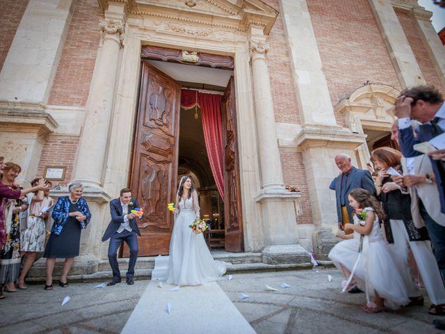 Il matrimonio di Fabrizio e Monica a Fabriano, Ancona 69