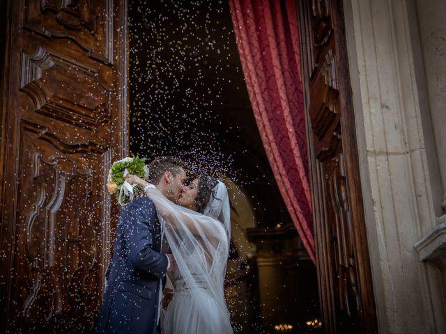 Il matrimonio di Fabrizio e Monica a Fabriano, Ancona 70