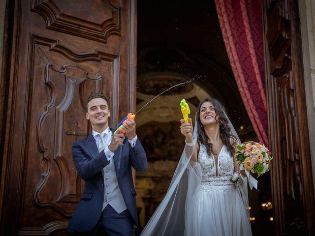 Il matrimonio di Fabrizio e Monica a Fabriano, Ancona 71
