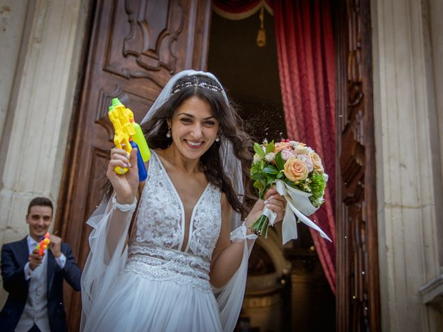 Il matrimonio di Fabrizio e Monica a Fabriano, Ancona 72