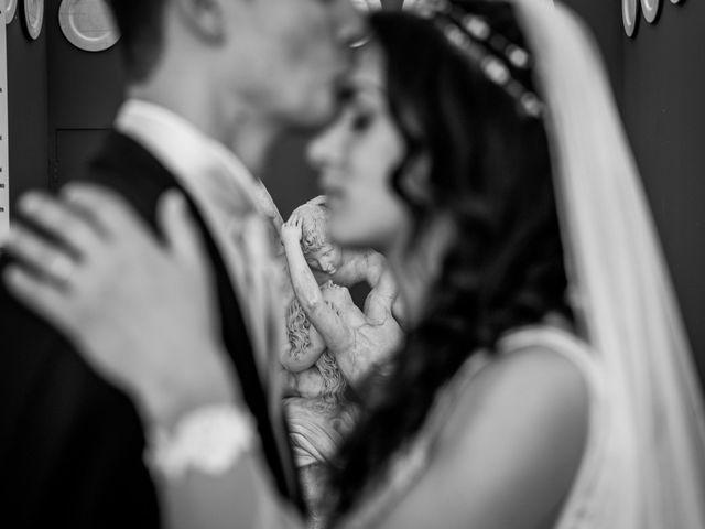 Il matrimonio di Fabrizio e Monica a Fabriano, Ancona 79