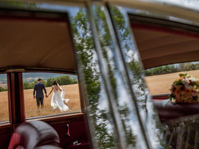 Il matrimonio di Fabrizio e Monica a Fabriano, Ancona 89