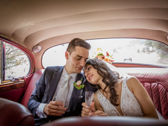Il matrimonio di Fabrizio e Monica a Fabriano, Ancona 91