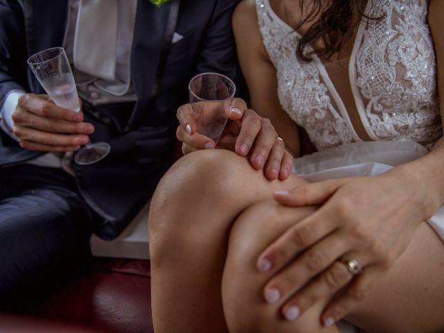 Il matrimonio di Fabrizio e Monica a Fabriano, Ancona 92