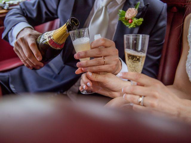 Il matrimonio di Fabrizio e Monica a Fabriano, Ancona 94