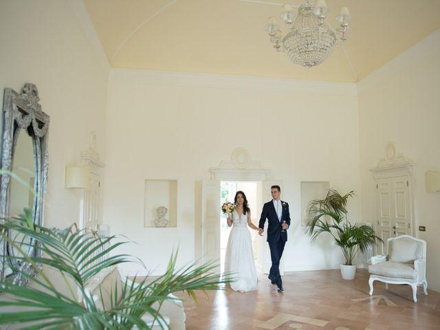 Il matrimonio di Fabrizio e Monica a Fabriano, Ancona 98
