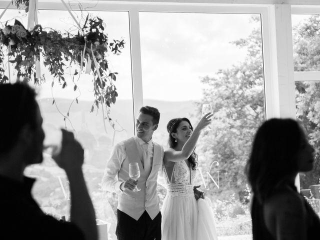 Il matrimonio di Fabrizio e Monica a Fabriano, Ancona 109