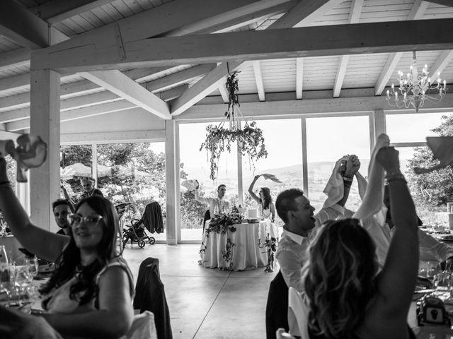 Il matrimonio di Fabrizio e Monica a Fabriano, Ancona 110