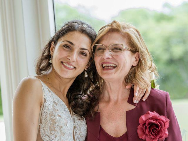 Il matrimonio di Fabrizio e Monica a Fabriano, Ancona 118