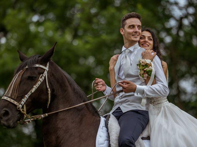 Il matrimonio di Fabrizio e Monica a Fabriano, Ancona 122