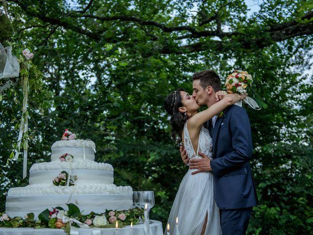 Il matrimonio di Fabrizio e Monica a Fabriano, Ancona 125