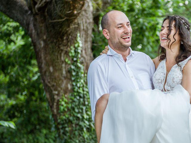Il matrimonio di Fabrizio e Monica a Fabriano, Ancona 126