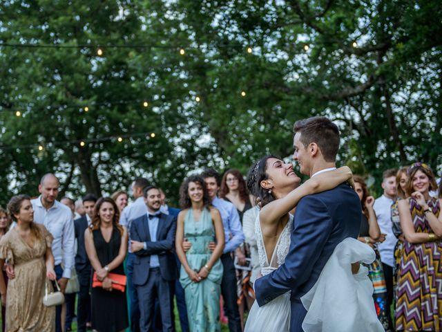 Il matrimonio di Fabrizio e Monica a Fabriano, Ancona 128