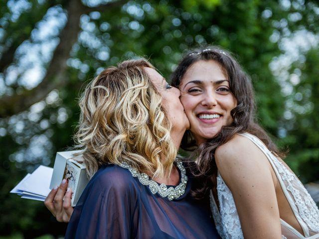 Il matrimonio di Fabrizio e Monica a Fabriano, Ancona 130