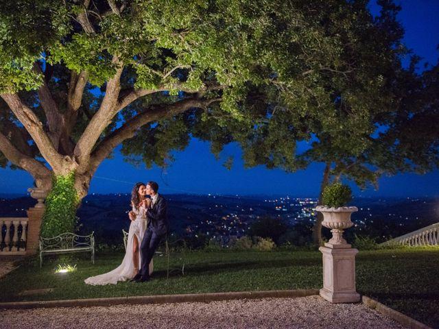 Il matrimonio di Fabrizio e Monica a Fabriano, Ancona 135