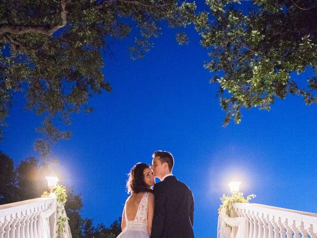 Il matrimonio di Fabrizio e Monica a Fabriano, Ancona 136