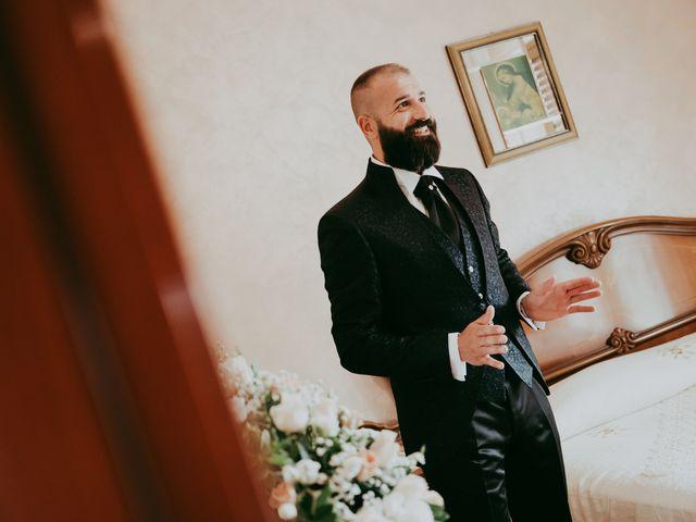 Il matrimonio di Miriana e Alessandro a Curinga, Catanzaro 7