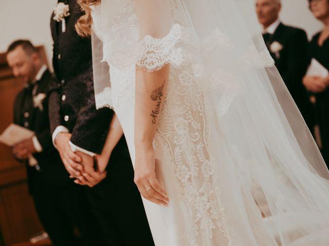 Il matrimonio di Miriana e Alessandro a Curinga, Catanzaro 29