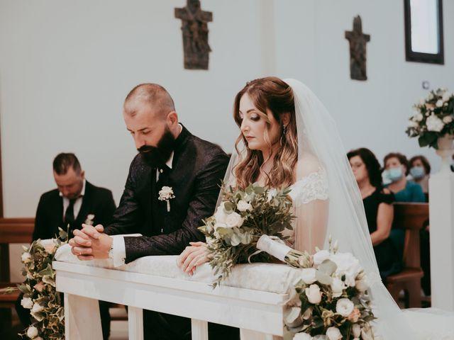 Il matrimonio di Miriana e Alessandro a Curinga, Catanzaro 30